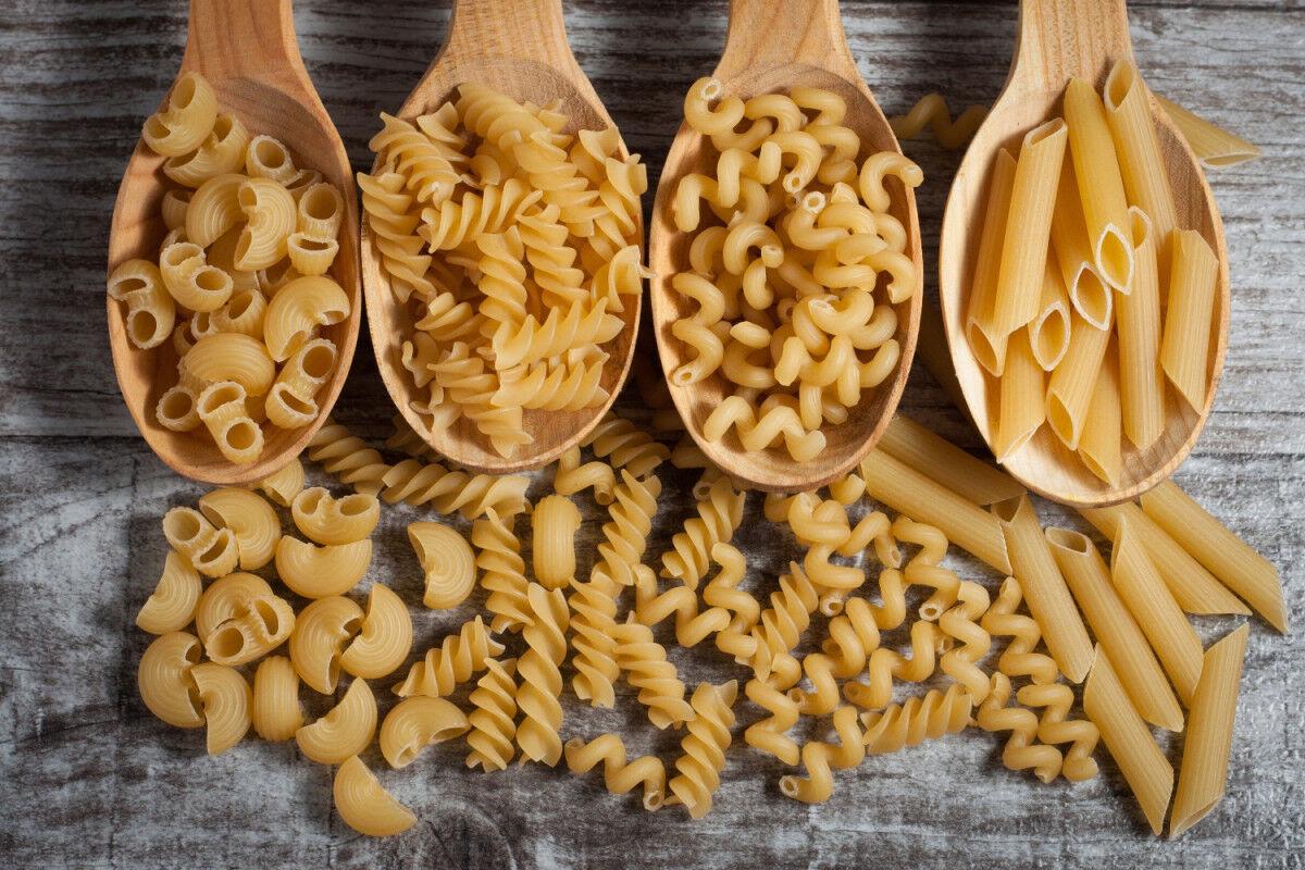 tagAlt.Pasta Part 1 Mixed Pasta Shapes Cover