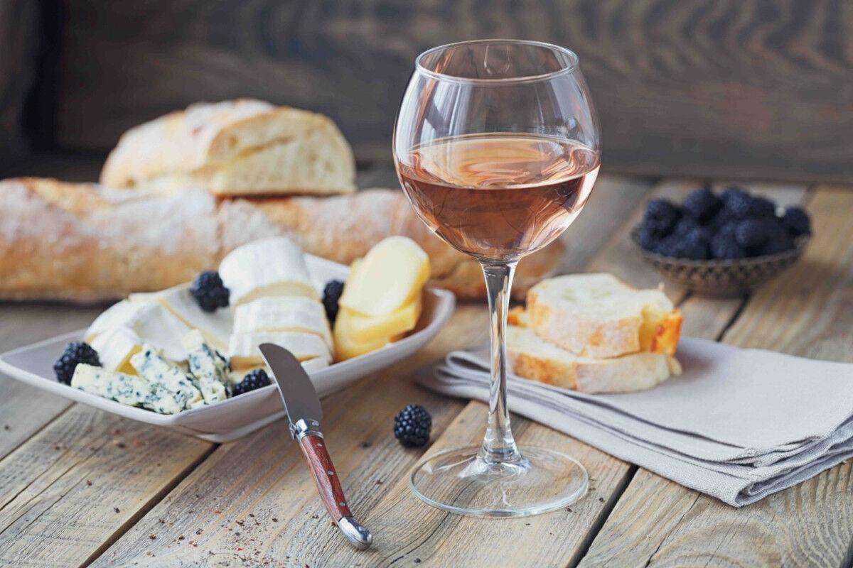 tagAlt.Valténesi Beautiful Rosé Wine and Cheese Cover