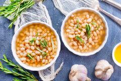tagAlt.Cannellini al Fiasco Tuscan style White Beans