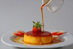 tagAlt.Caramel Topping for Italian Cream Desserts
