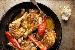 tagAlt.Chicken Cacciatora classic Italian recipe