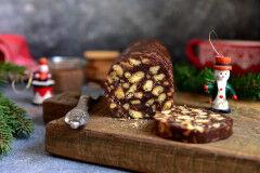 tagAlt.Classic Chocolate Salami