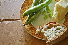 tagAlt.Fava beans and Pecorino Cheese