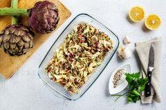 tagAlt.Fresh Artichoke and Parmesan Salad