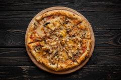 tagAlt.Mushroom Pizza