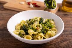 tagAlt.Orecchiette with Broccoli Rabe