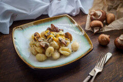 tagAlt.Potato Gnocchi with Mushrooms