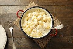 tagAlt.Potato Gnocchi with Taleggio Sauce