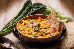tagAlt.Ribollita Traditional Tuscan Bread Soup