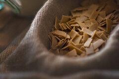 tagAlt.Rice Flour Maltagliati with Basil Pesto
