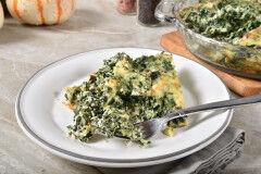 tagAlt.Spinach Flan Latte Portoghese