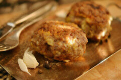 tagAlt.Traditional Italian Lamb Meatballs
