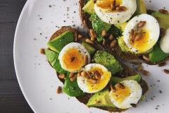 tagAlt.avocado uovo crostino