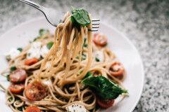 tagAlt.pasta fredda pomodorini mozzarella