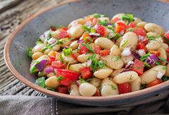 tagAlt.white bean cannellini salad vegan salad