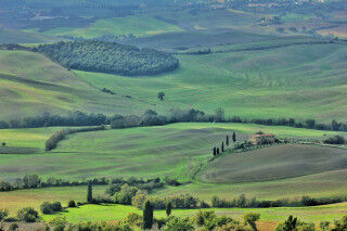 tagAlt.Classic Tuscan and Umbrian countryside Cover