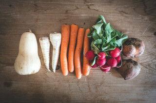 tagAlt.Italian Vegetables on wooden table Part 2 cover
