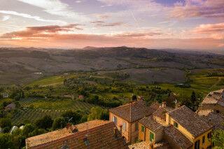 tagAlt.Montepulciano beautiful landscape panorama Cover