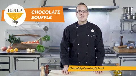 tagAlt.MamaBlip Coking School chocolate soufflé