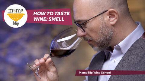 tagAlt.MamaBlip Wine School smell