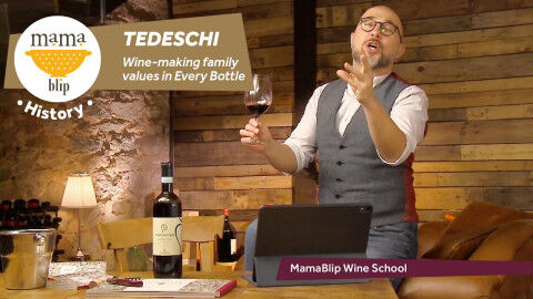 tagAlt.Tedeschi family history