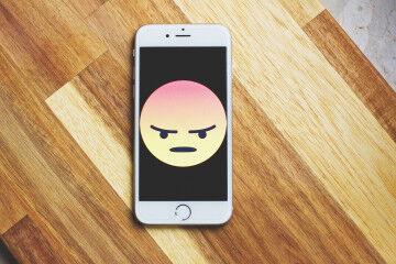 tagAlt.Angry emoji phone 3