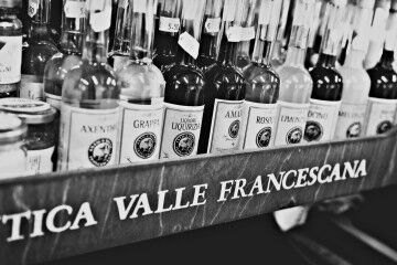 tagAlt.Antica Valle Francescana B&W 2