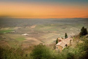 tagAlt.Beautiful Montalcino countryside view 2