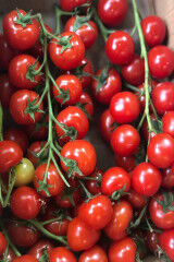 tagAlt.Beautiful red cherry tomatoes 4