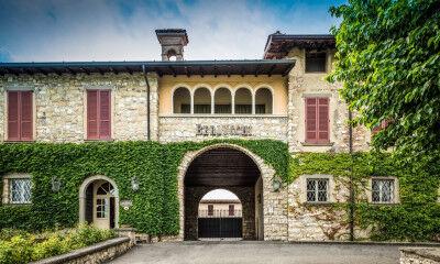 tagAlt.Berlucchi winery entrance 1