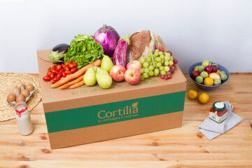tagAlt.Cortilia fruit and vegetables boxed delivery 1
