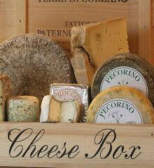 tagAlt.Corzano Paterno Cheese box 6