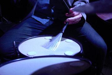 tagAlt.Jazz drummer Montalcino Jazz Festival 8