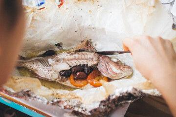 tagAlt.Lake Garda Kitchen Cooked Fish 7
