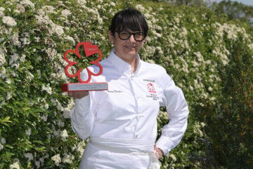 tagAlt.Mazzochini Michelin award 4