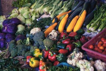 tagAlt.Mixed Vegetables at Market 6
