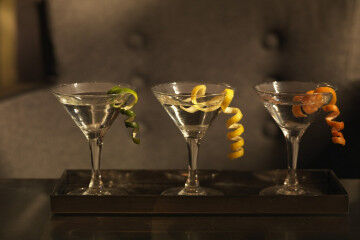 tagAlt.Mixed martini selections 3