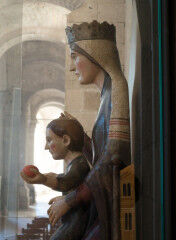 tagAlt.Montalcino wooden art Diocesano 5