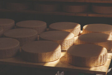 tagAlt.Piave DOP cheese forms shadows 7