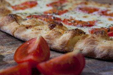 tagAlt.Pizza crust margherita 4