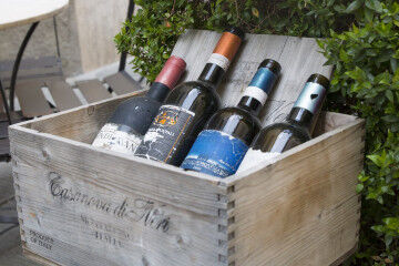 tagAlt.San Giovese Red Grape Wine Bottle selections 1