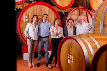 tagAlt.Tedeschi family in aging cellar 2