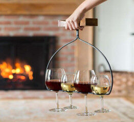 tagAlt.Wine flight glasses 3